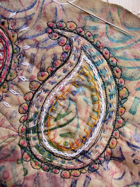 paisley fever!   Flickr - Photo Sharing!