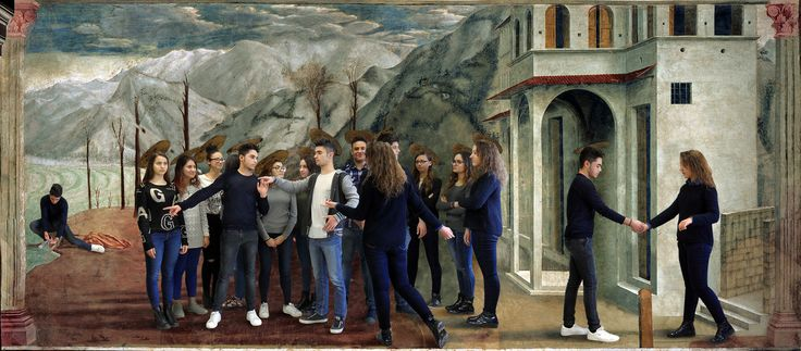 an introduction to the life and artwork of masaccio Outline: what is perspective brunelleschi's peepshow donatello masaccio   however, three other paintings, all done in the last four years of his short life,.