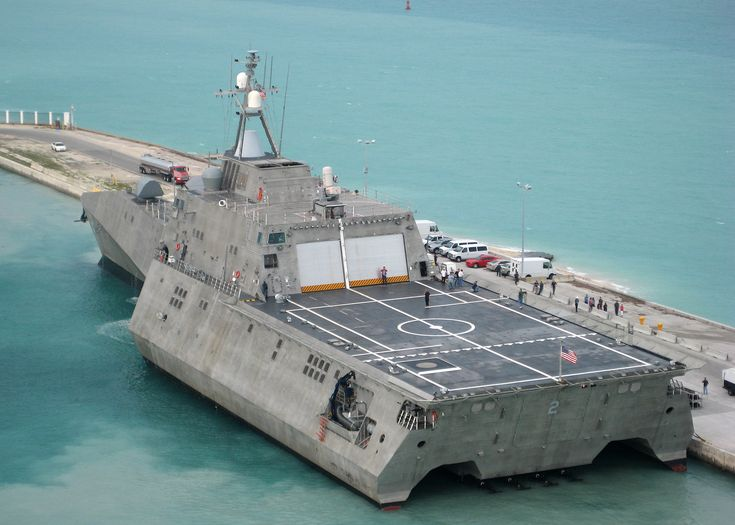 Independence-class littoral combat ship - Wikipedia, the free ...