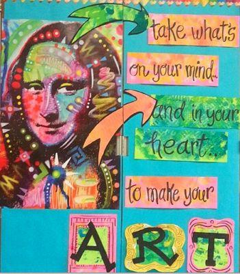 Cassie Stephens: What the Art Teacher Wore #157