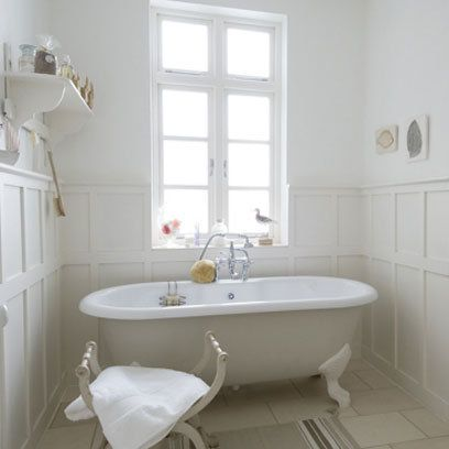 Contemporary Country Bathroom | Red Online