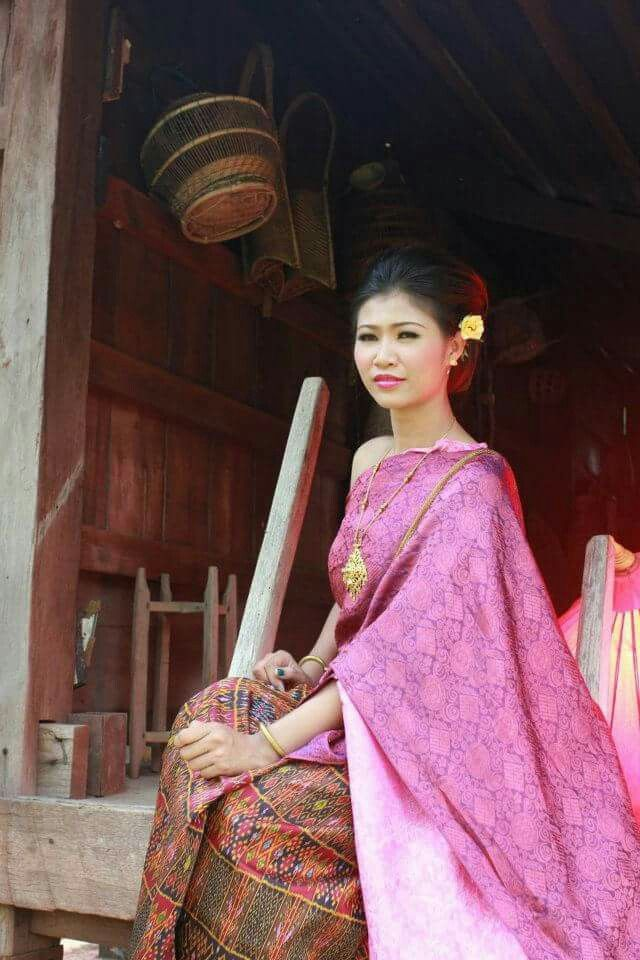 Mejores 119 imágenes de D-Traditional Khmer Dress en Pinterest ...