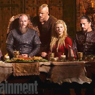 Hot: Vikings creator Michael Hirst shares exclusive image teases betrayals in season 4