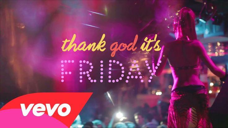 "i spy ""Lightning Rex""!!! Nikki Williams - Thank God It's Friday (Lyric Video)"