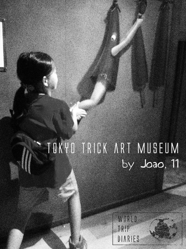 Tokyo Trick Art Museum, Japan, by Joao, 11 - World Trip Diaries