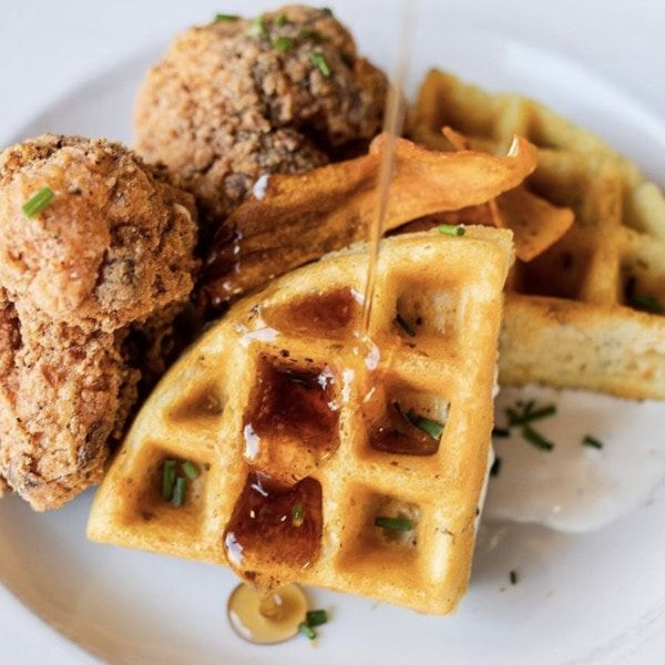 The 6 Best Vegan Brunches In Denver In 2020 Vegan Brunch Chicken And Waffles Brunch