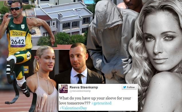R.I.P #ReevaSteenkamp Reeva Steenkamp oscar pistorius #oscarpistorius https://www.facebook.com/pages/RIP-Reeva-Steenkamp/161665800652117