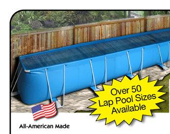 complete 7 39 x 42 39 long portable lap pool packages only from really ez pools garden pinterest. Black Bedroom Furniture Sets. Home Design Ideas