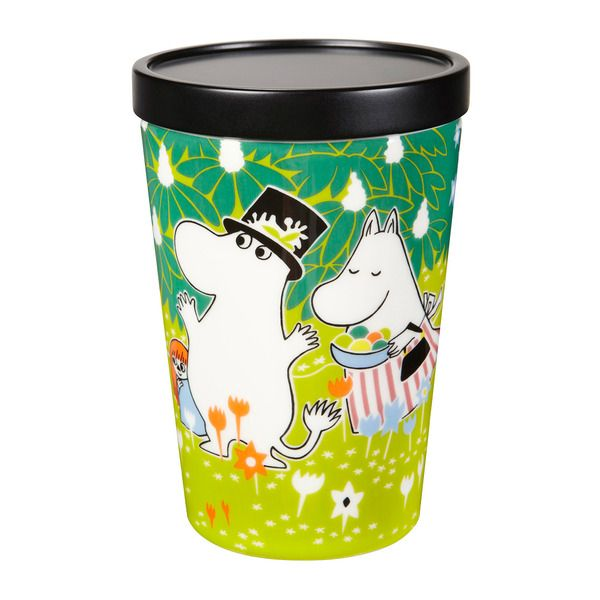 This product is available for a limited time only, as long as the stock lasts. In 2014, 100 years will have past since the birth of Tove Jansson (1914-2001). In honor of the beloved author, this will be celebrated in different ways around the world. Arabia celebrates the artist with the Tove Jubilee series, available for a limited time only. For each product sold, two euros goes to Unicef to support children's education around the world. Look