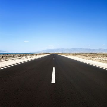 Travelling the southern coastline of the Cabo de Gata Natural Park.