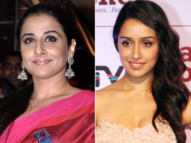 Mohit Suri to replace Vidya with Shraddha? http://www.ndtv.com/video/player/news/mohit-suri-to-replace-vidya-with-shraddha/316813