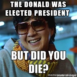 Mr. Chow's Take On The Election