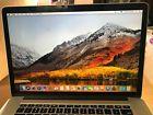 """Apple MacBook Pro A1398 15.4"""" Laptop Mid 2012 Core i7 Retina 256GB SSD 16GB RAM"""