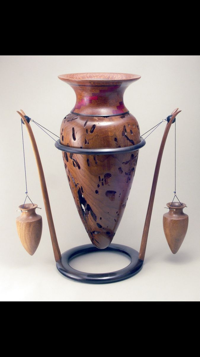 The More Woodturning Magazine - Meet the Turner
