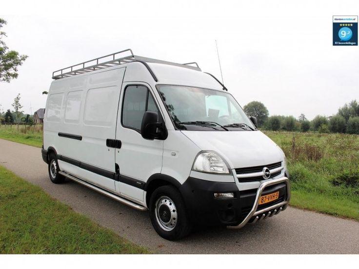 Opel Movano  Description: Opel Movano 2.5 CDTI L3 H2 zeer nette bus  Price: 147.93  Meer informatie