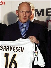 Thomas Gravesen - Real Madrid