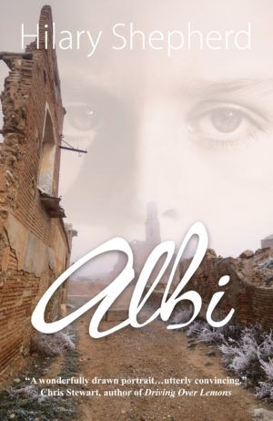 SPAIN BOOK REVIEW – APRIL: 'Albi' by Hilary Shepherd – Caroline Angus Baker