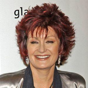 Tunsori Par Scurt 2012 Tunsoare Par Mediu Sharon Osbourne