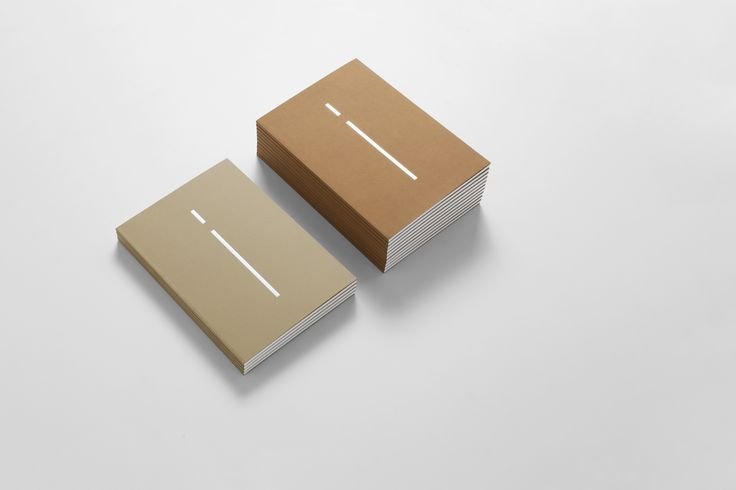 Brand identity for The International designed by South Studio (New Zealand) on Keaykolour 100% Recycled Hazel & Camel.