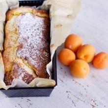 Gâteau aux abricots fondant