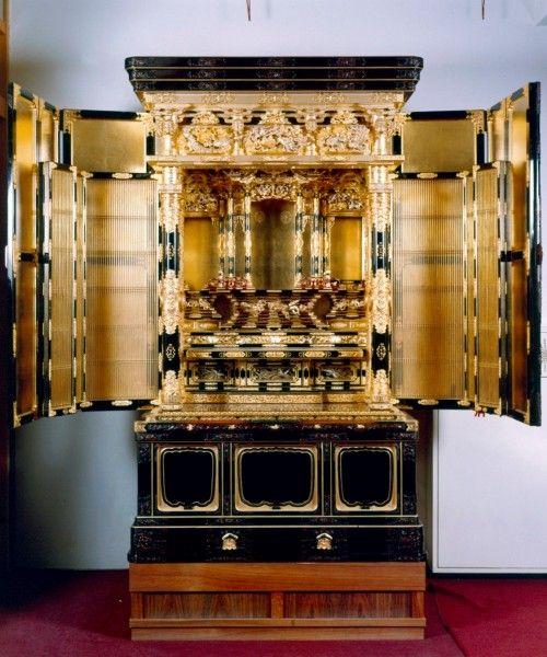 名古屋仏壇 | 伝統的工芸品 | 伝統工芸 青山スクエア