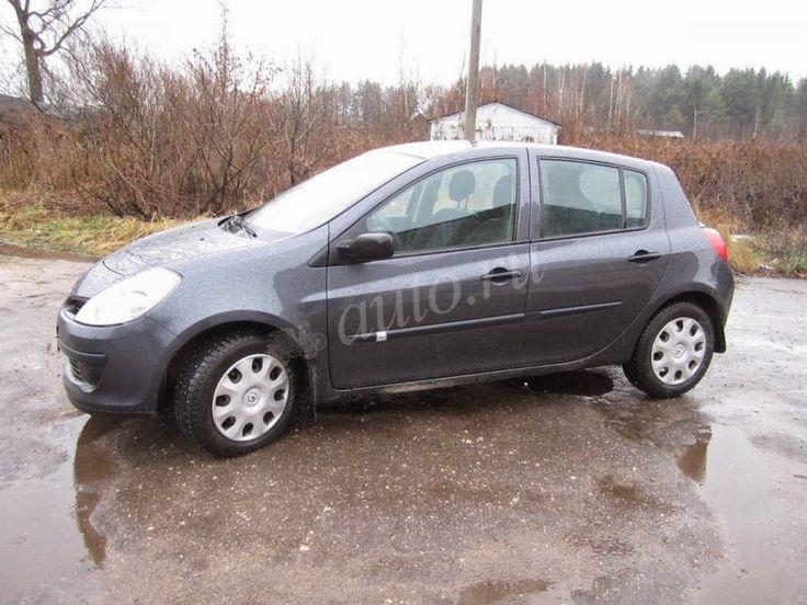 дизельки: Продажа Renault Clio III 1.5d MT (68 л.с.) в Смоле...
