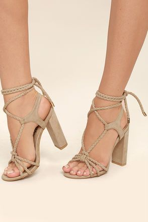 Give your sandals a lift with high heel sandals! Shop chic and casual styles now! Free shipping on orders over $50!