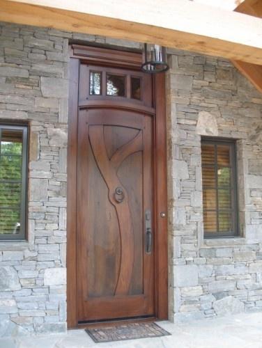 Doors traditional front doors