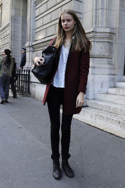 Models at Paris Spring 2013