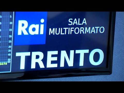 Trentino RAI Regional Office #trentino #southtyrol #italy #expo2015 #experience #visit #discover #culture #food #history #art #nature