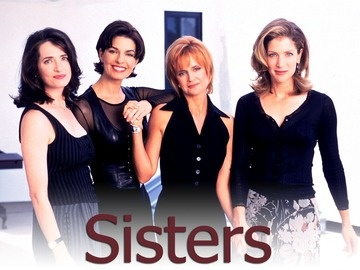 sisters tv show - No Frankie in this pic :(