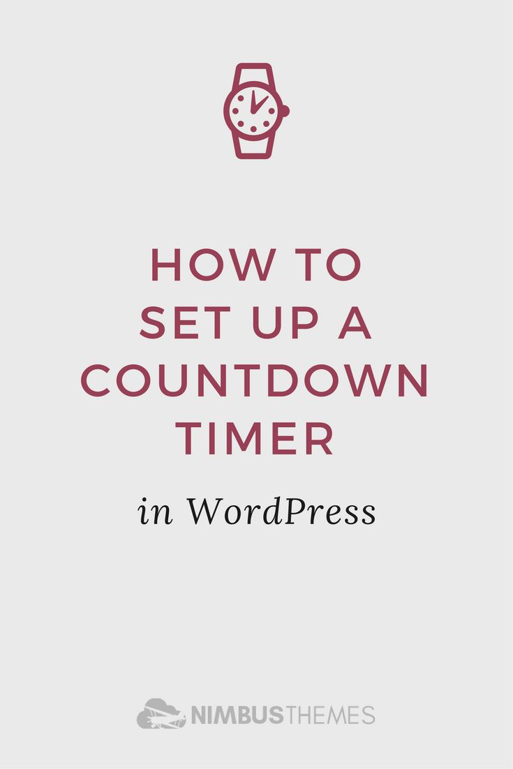 One of the best things you can do with your WordPress website is to keep your visitors up-to-date with whatever it is that you're up to – even if your next project is still a work in progress. Countdown timers let you do this and much more.