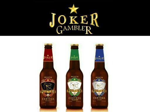 Jojer gambler Tipo lager Münich pilsner y light