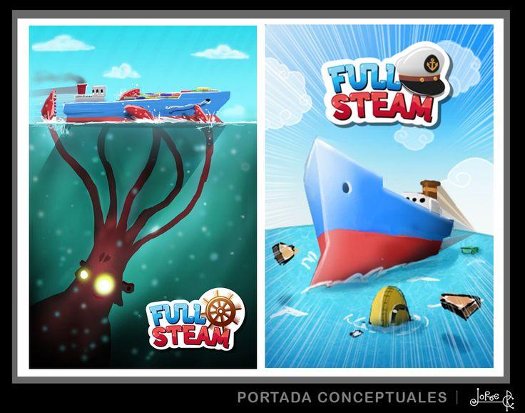 "Consulta mi proyecto @Behance: ""FULL STEAM  / iphone game"" https://www.behance.net/gallery/5342983/FULL-STEAM-iphone-game"