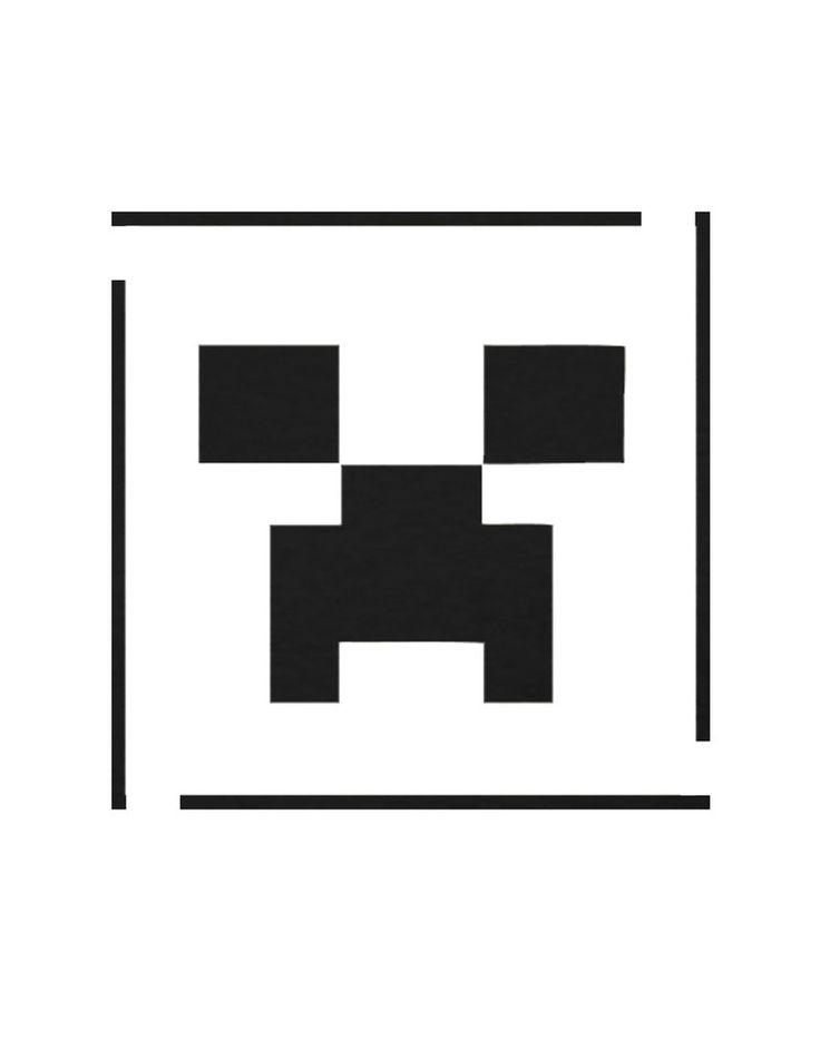 Minecraft Creeper Stencil by loopglass on deviantART