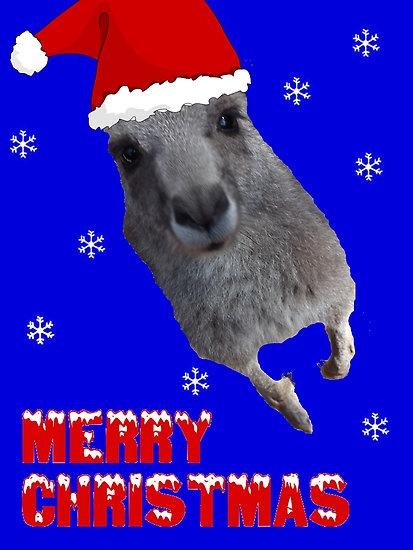 Aussie Christmas Card
