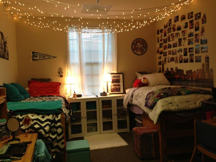 Freshman Dorm At University Of North Carolina Wilmington
