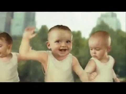 ▶ Happy Birthday, Cumpleaños Feliz, Baby! - YouTube. Cute Baby Happy Birthday Greeting.