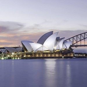 365 WONDERS OF THE WORLD: #91  Sydney Opera House, widely regarded as one of the greatest architectural works of the 20th century  Book flights>>  http://www.travelstart.co.za/lp/sydney/flights  #365wondersoftheworld #sydney #australia