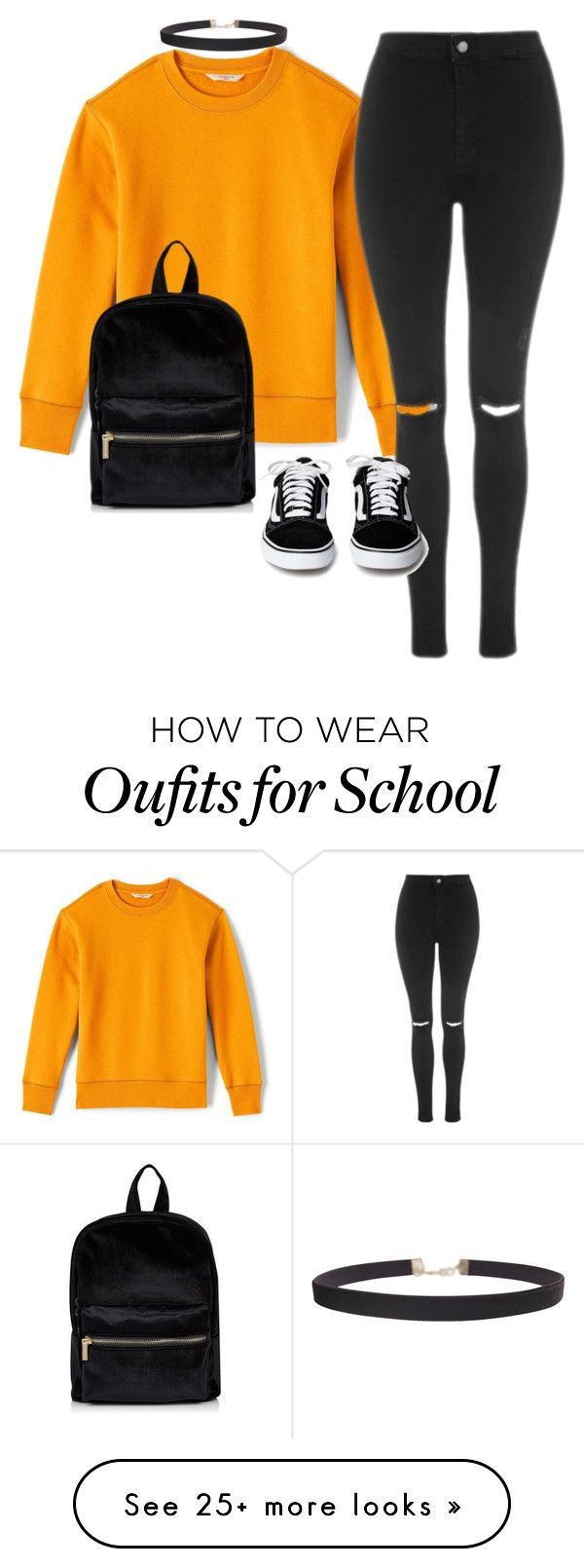 """""""Untitled #109"""" by evesav on Polyvore featuring Humble Chic and Topshop"""