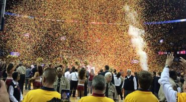 Grabbing tickets to the NBA Finals!  http://fox8.com/2015/05/29/allincle-the-finals-cavs-ticket-access-to-be-made-available-to-all-fans/