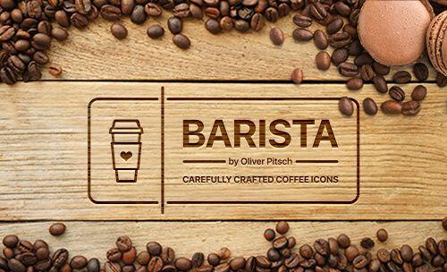 Freebie: Barista And Coffee Lovers Icon Set (50 Icons, EPS, PNG, SVG) – Smashing Magazine