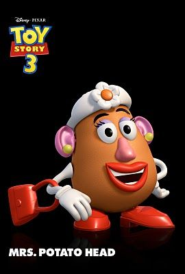 Mrs. Potato Head - Toy Story