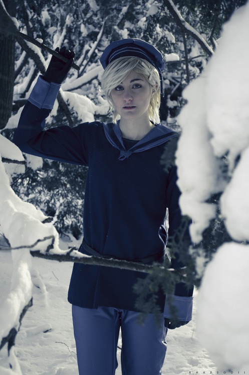 Norway cosplay which is amazing
