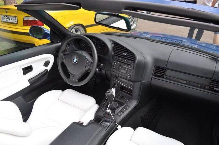 Bmw e36 cabrio interior got gadget mf steering wheel for Interior bmw e36