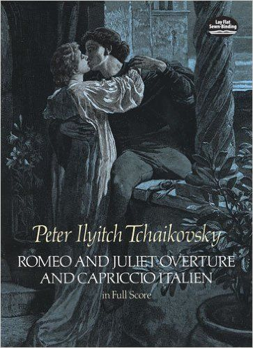 Romeo and Juliet overture [Música impresa] ; and Capriccio italien : in full score / Peter Ilyitch Tchaikovsky