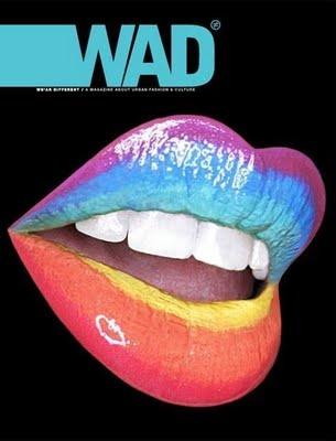 WAD magazine cover