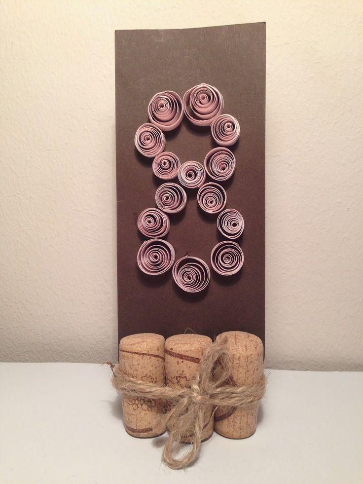 DIY Suport din dopuri de plută | Detalii de nunta