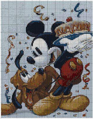 Buon Compleanno Topolino - Happy Birthday Mickey Mouse