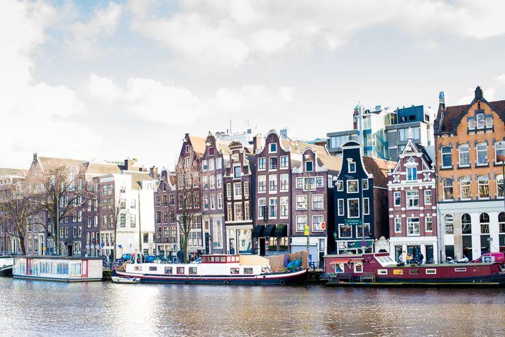 Amsterdam #amsterdam #travel #weekend #dinendascom